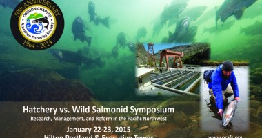 Hatchery vs. Wild Salmonid Symposium
