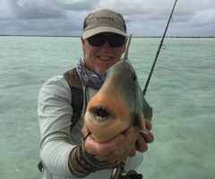 February Meeting: Fishing Christmas Island with Barrett Christensen
